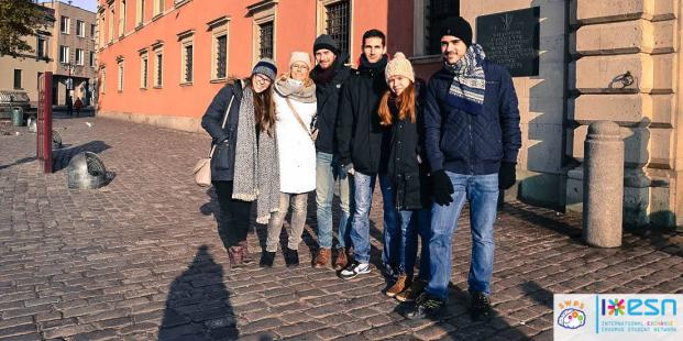 ESN SWPS Coolturka programme main goal is  to popularize Polish culture and art.